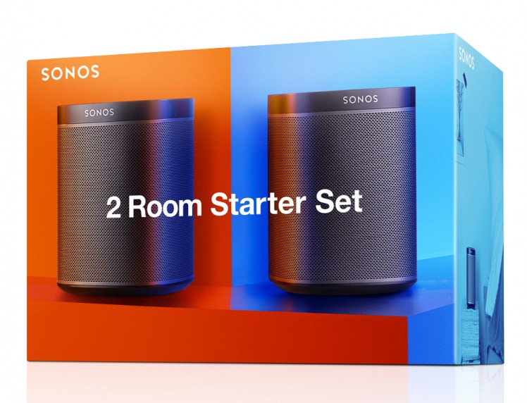 Sonos Play 1 2 Pack