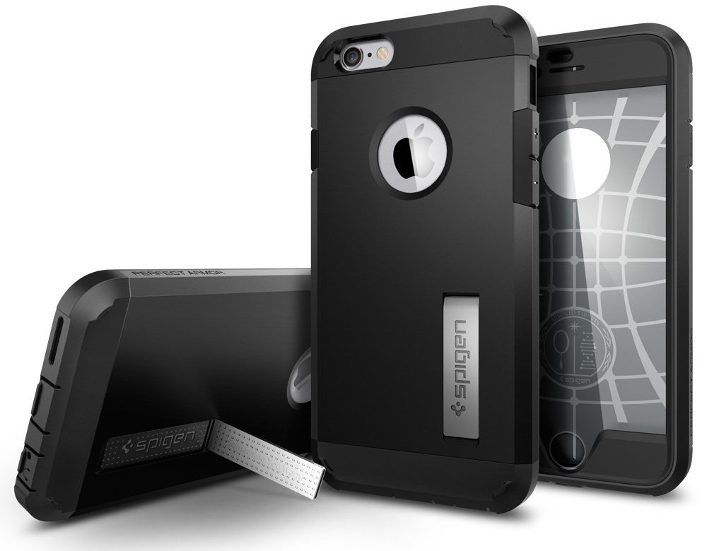 Spigen Perfect Armor Case Bild