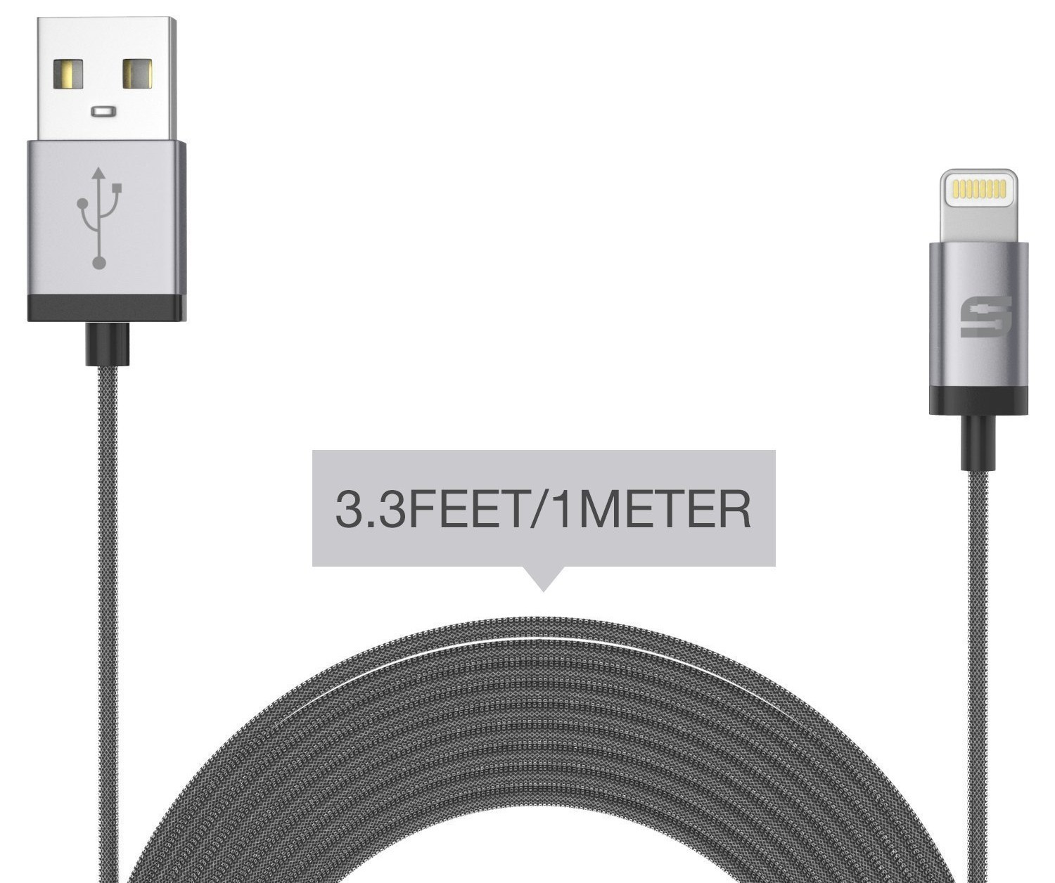 Syncwire Lightning Kabel Screen