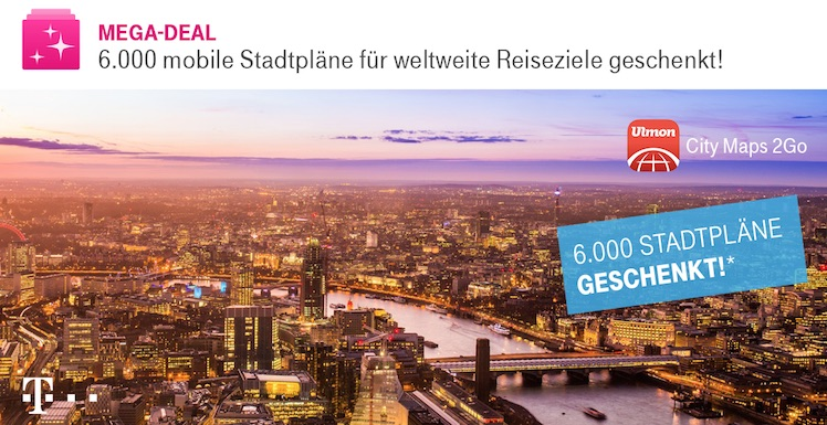 Telekom City Maps 2Go