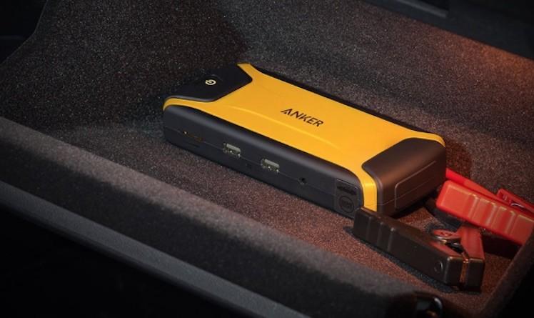 Anker Auto mit USB