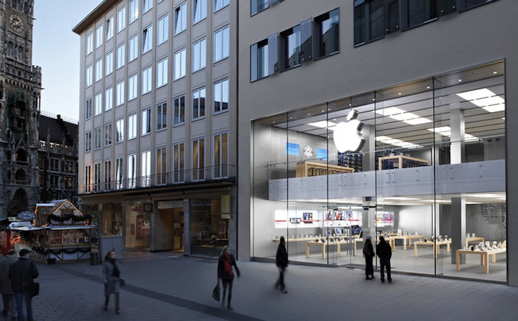 Apple Store Muenchen