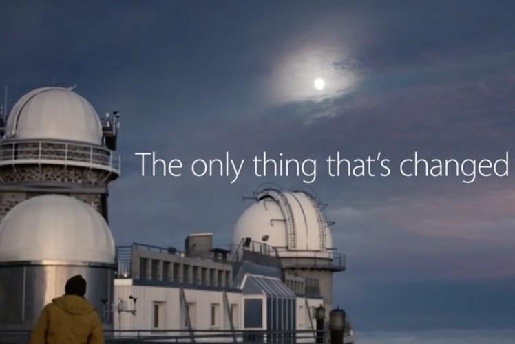 Apple Werbung