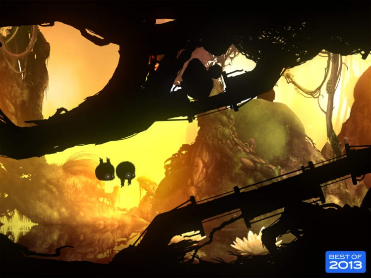 Badland Screen