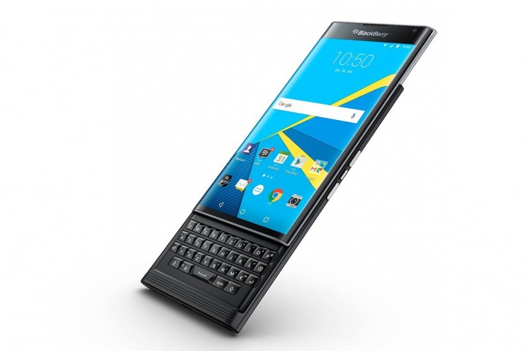 Blackberry Priv Bild