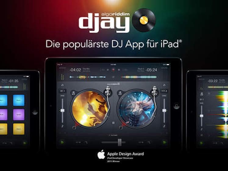 Djay iPad Pro