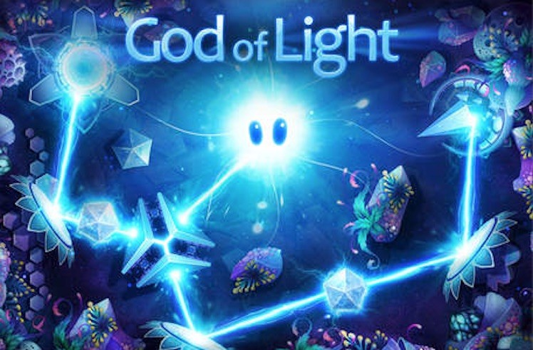 God of Light Logo