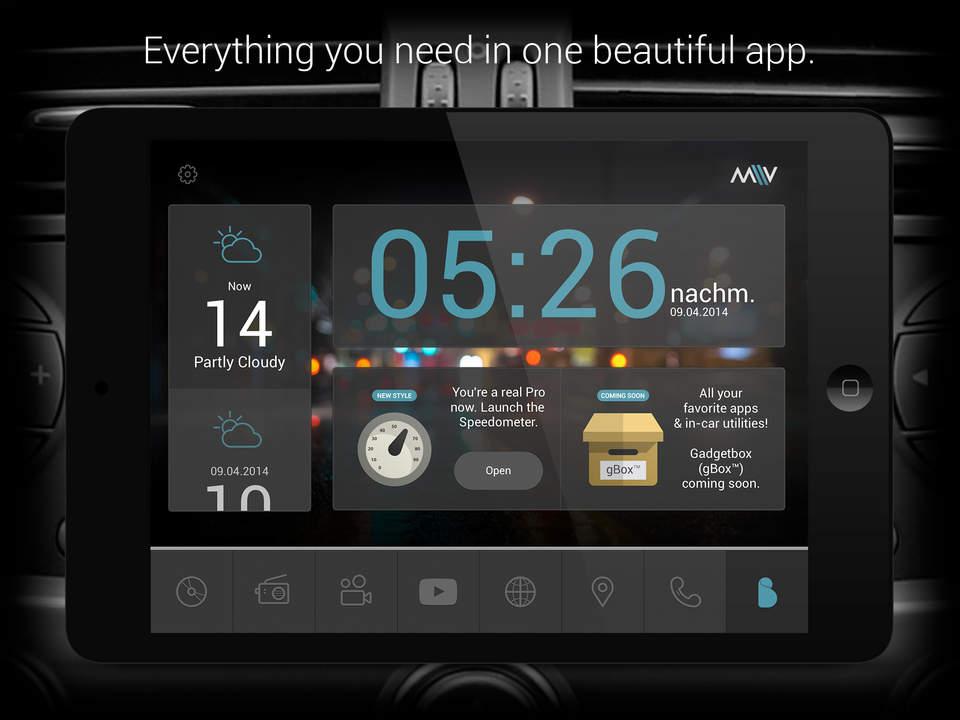 MIV Screen