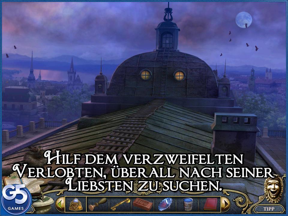 Mystery of the Opera Screen