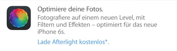 Reiter Afterlight gratis