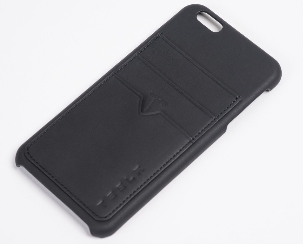 Tesla iPhone Case Bild