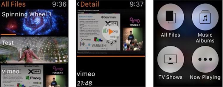 VLC Watch