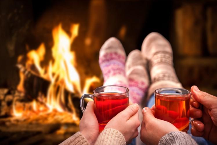 Weihnachten Ruhe Entspannung