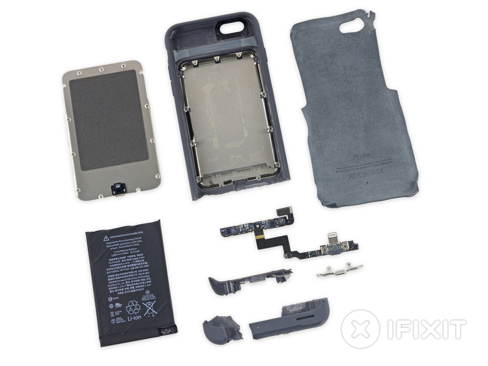 iFixit Smart Battery Case Teardown