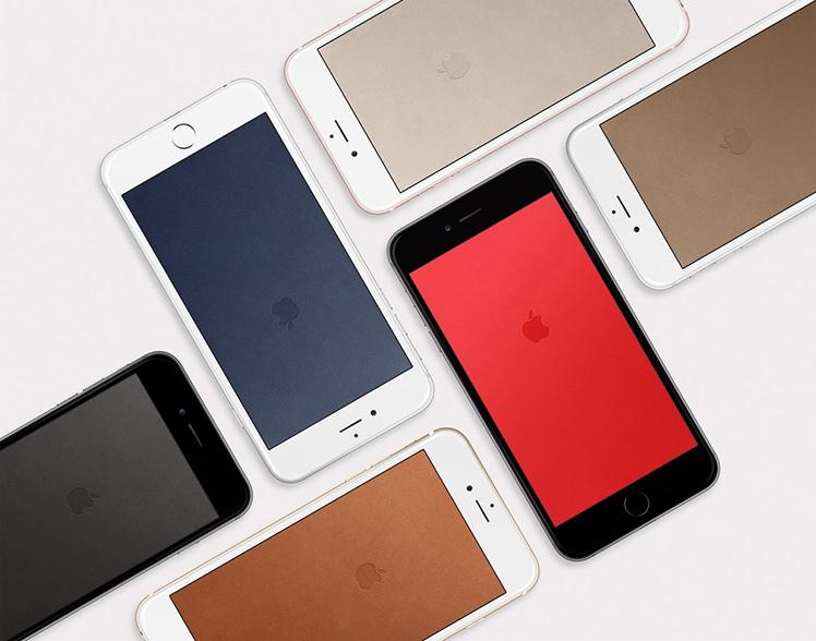 iPhone Huellen Hintergrund