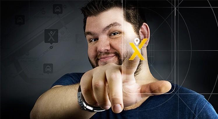 mytaxi Finger