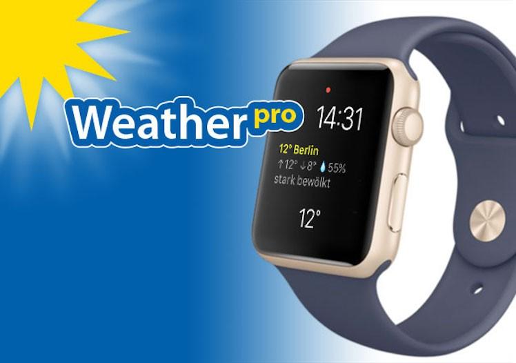 weatherpro logo
