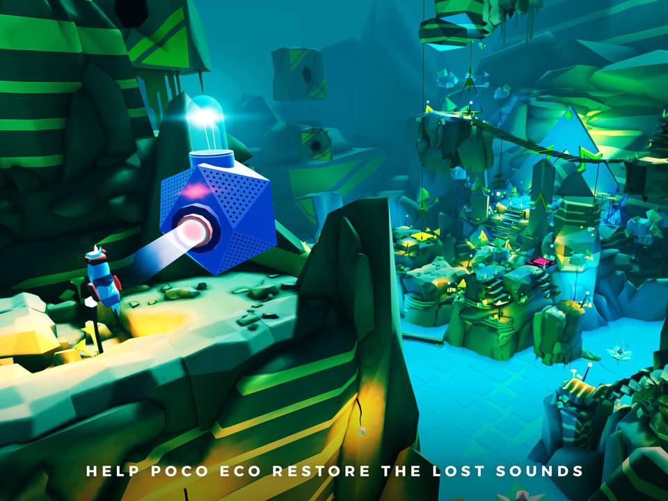 Adventures of Poco Eco Screen