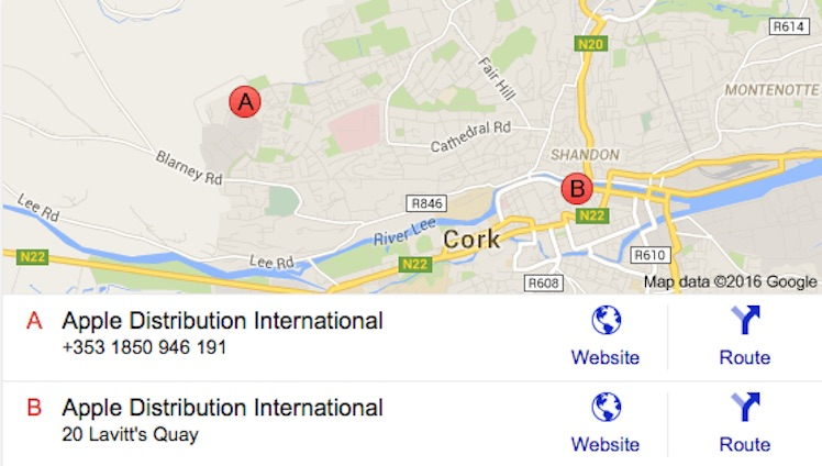 Bombendrohung! Apple-Zentrale in Irland evakuiert | iTopnews