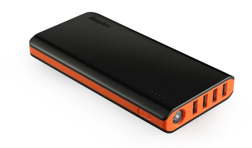 EasyAcc Monster 26000 mAh Akku