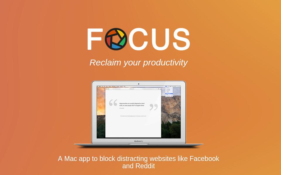 Focus Mac Bild