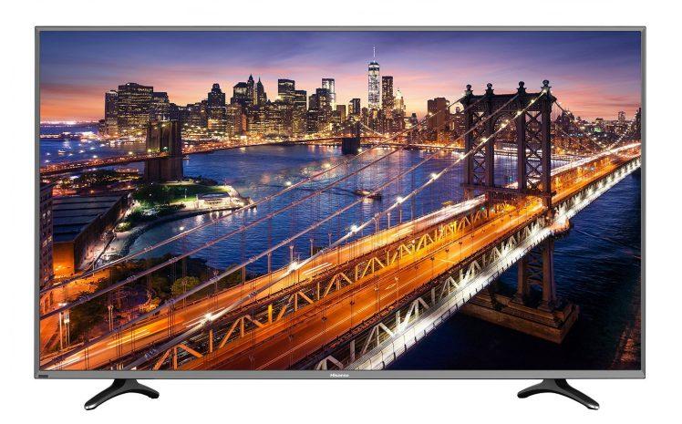 Hisense Fernseher TV 4K