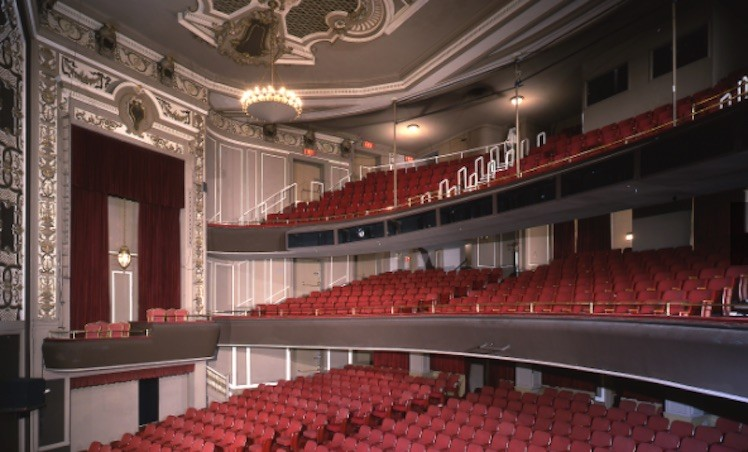 Longacre Theater Manhattan
