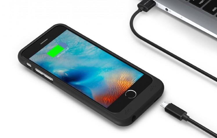 RAVPower Akku Case iPhone 6S