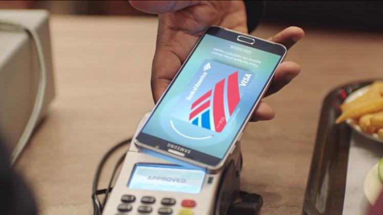 Samsung Pay Bild
