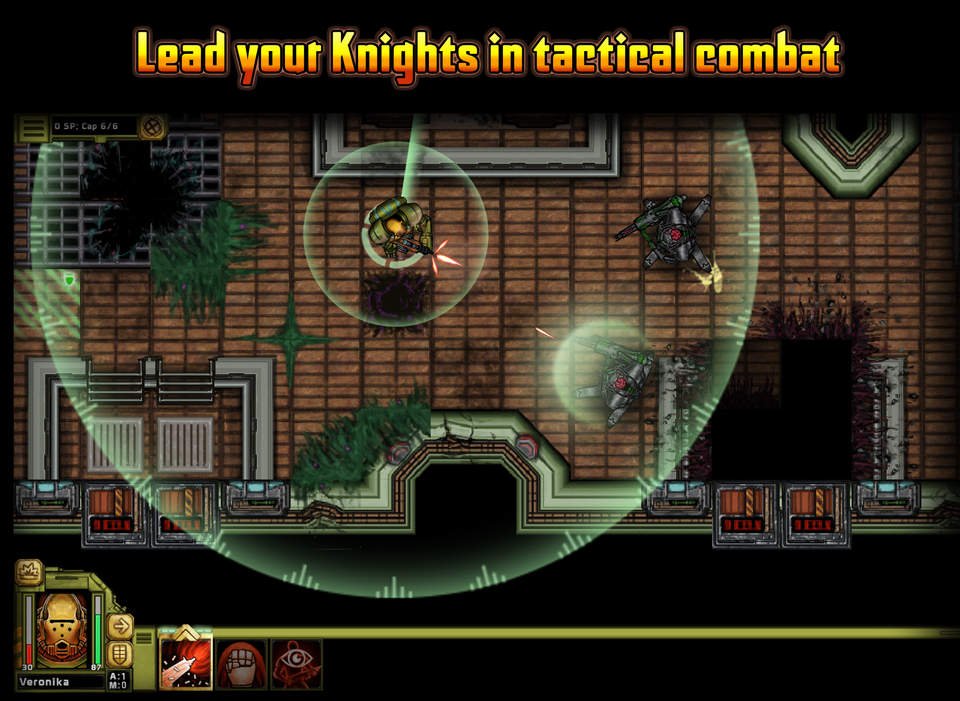 Templar Battleforce Screen