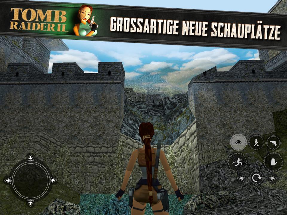 Tomb Raider 2 Screen