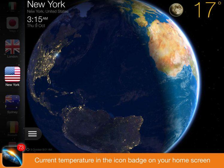 Wetter Jetzt Screen
