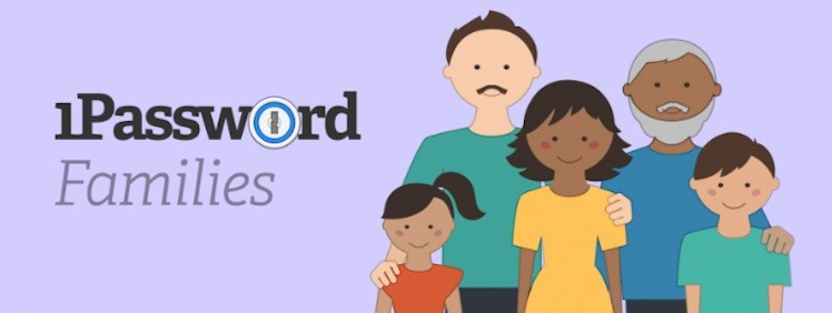 1Password Familie