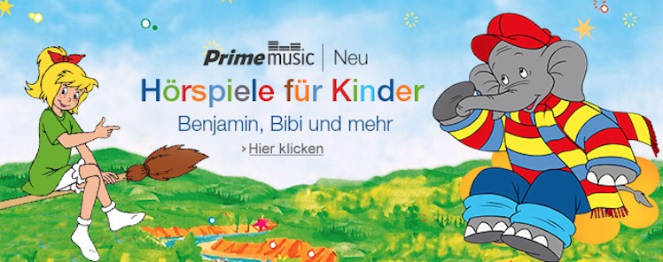 Amazon Music Hoerspiele Kinder