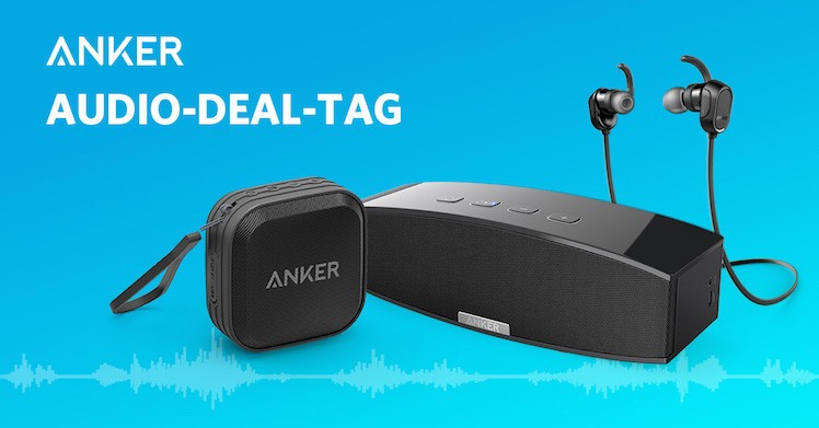 Anker Deal-Tag