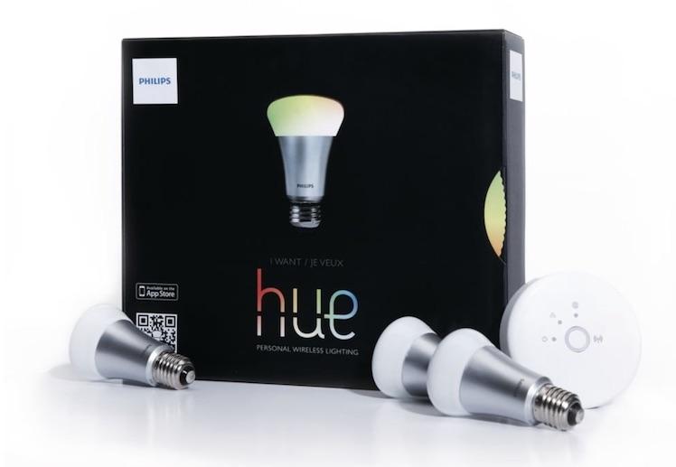 Hue Philips Starter Kit 1. Gen