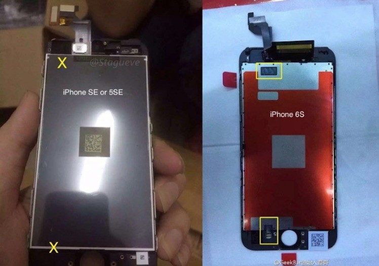 Leak iPhone SE nowherelse.fr