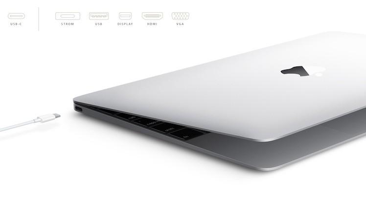 MacBook USB-C-Kabel