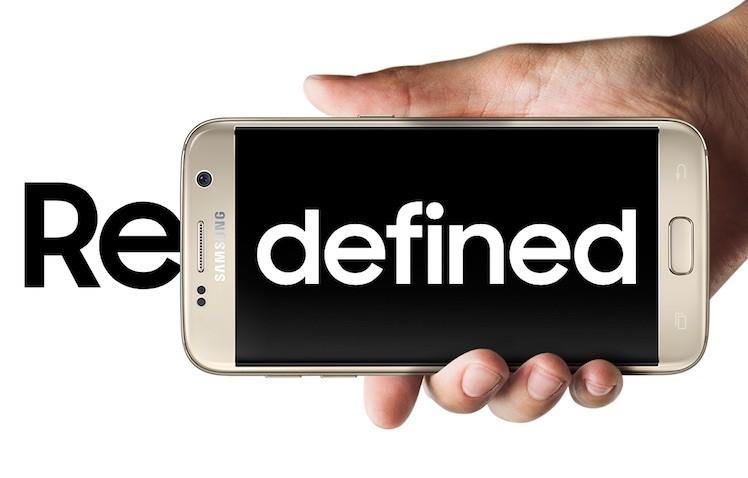 Samsung Galaxy S7 Bildschirm