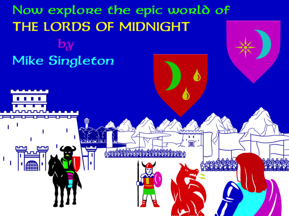 The Lord of Midnight Screen