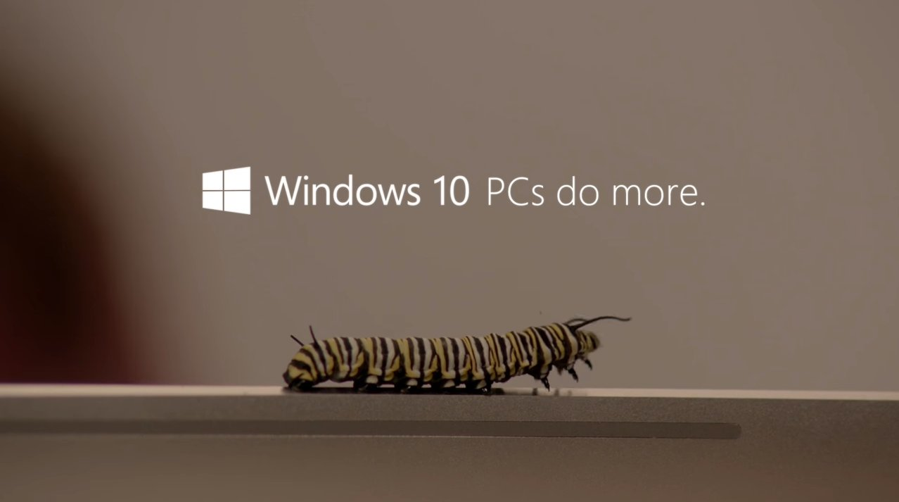 Windows 10 Werbung