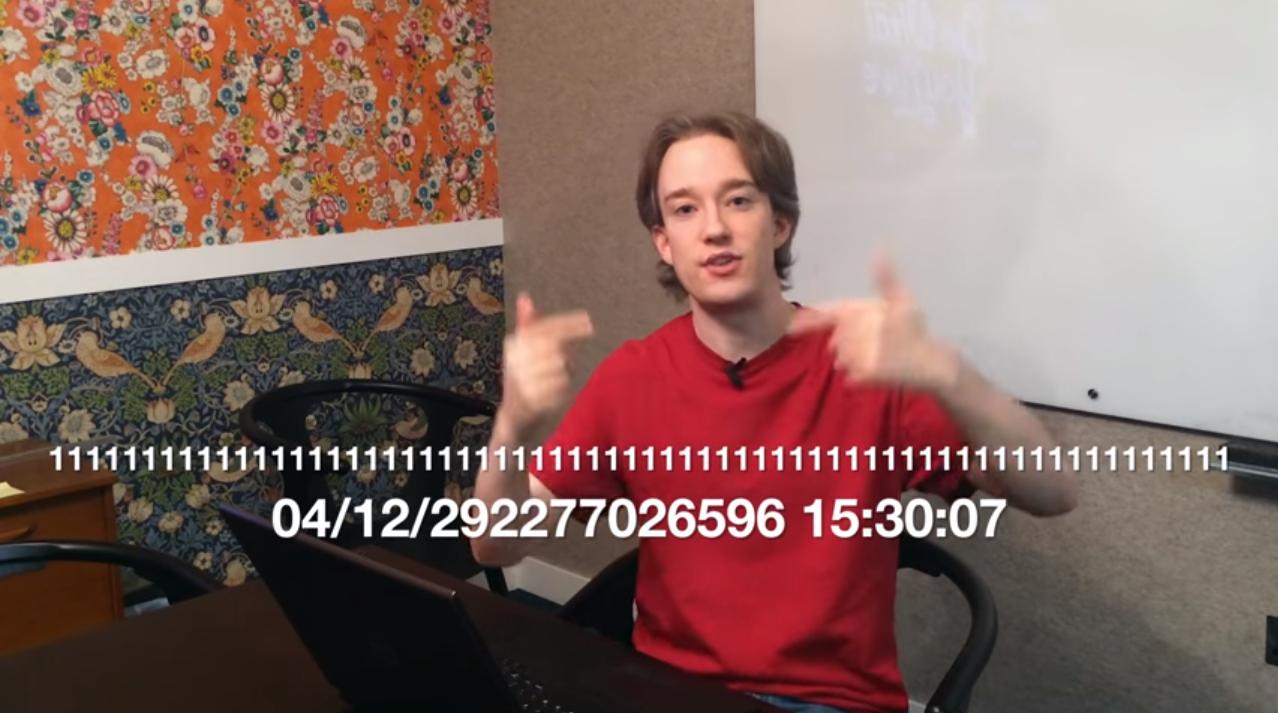 iPhone Datum Bug Erklaerung Tom Scott