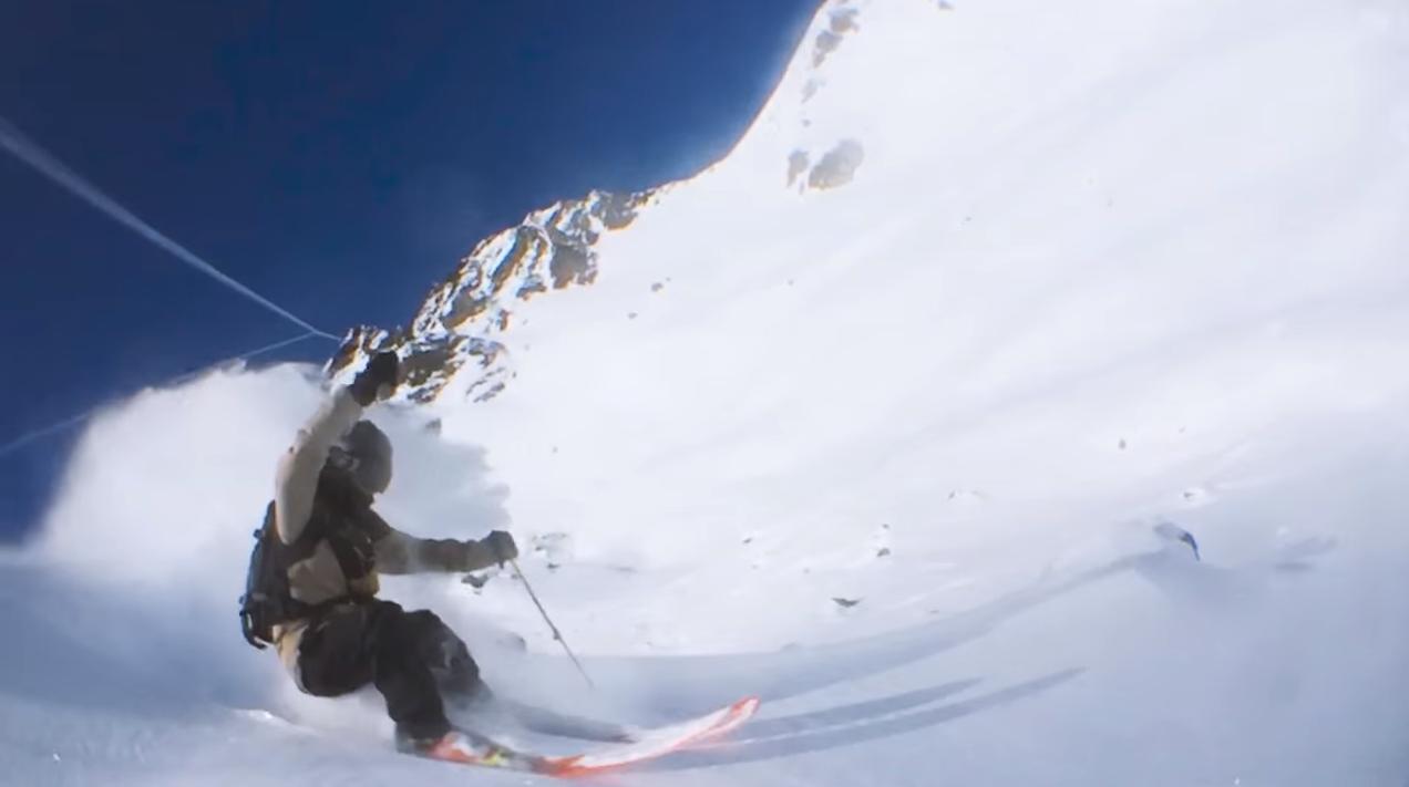 iPhone Ski Video