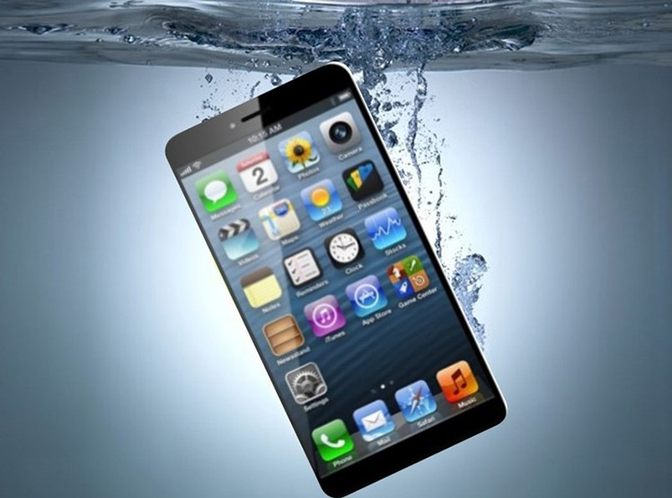 iPhone wasserdicht