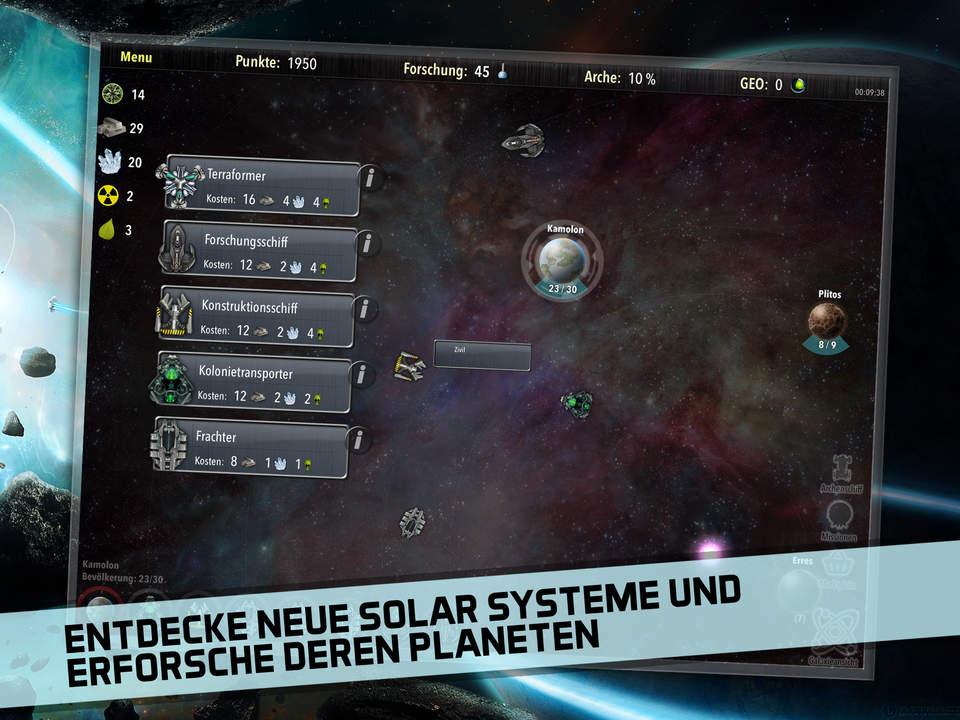 Alien Tribe 2 Screen