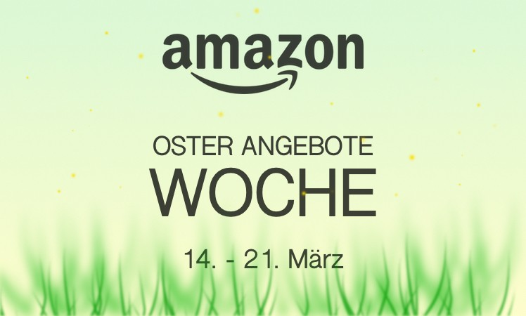 Amazon Osterangebote