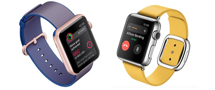 Apple Watch März 2016