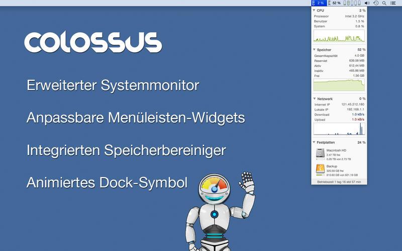Colossus Screen#