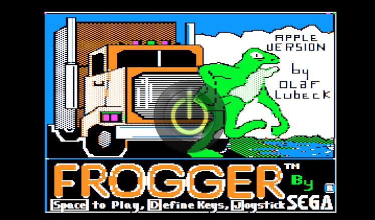 frogger kostenlos spielen