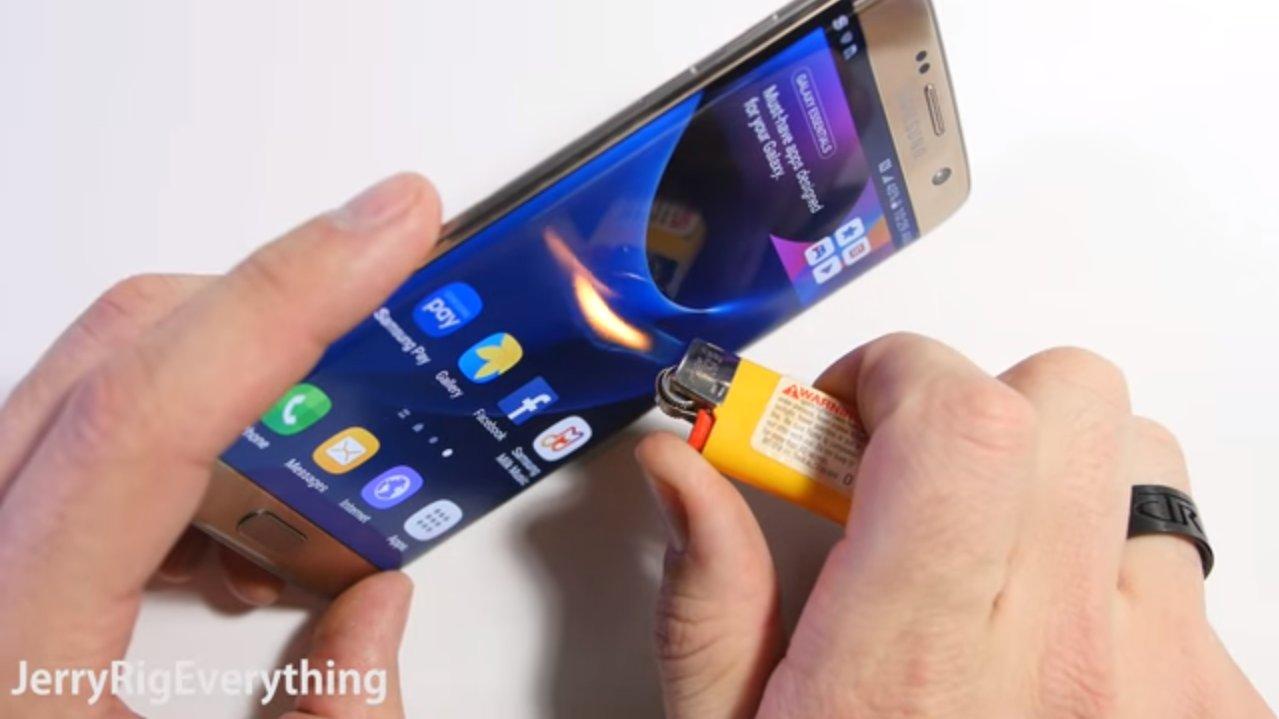 Galaxy S7 Torture Test
